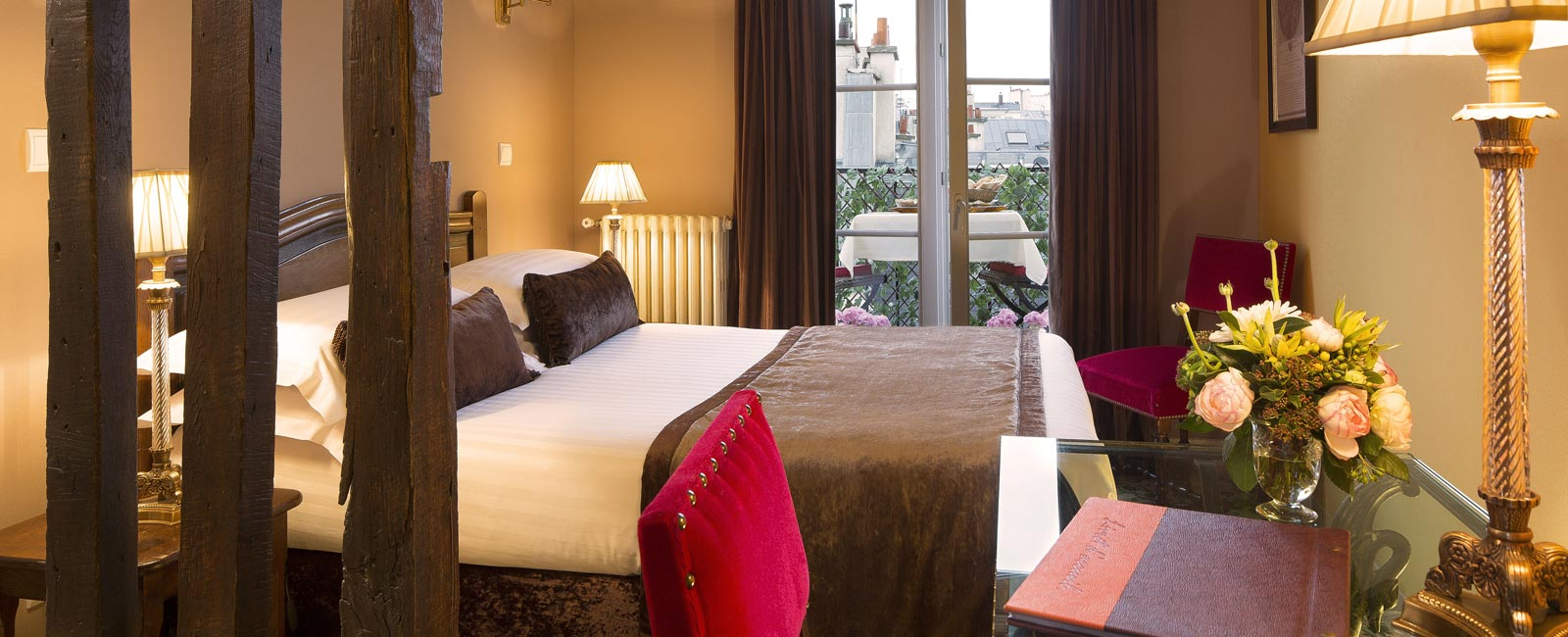 Hôtel des 2 Continents : Nos Chambres confortables et ...