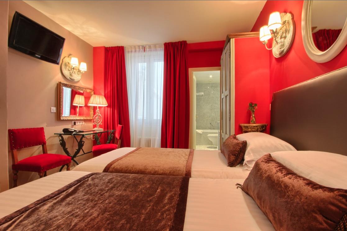 Meilleur Tarif - Hotel des 2 Continents