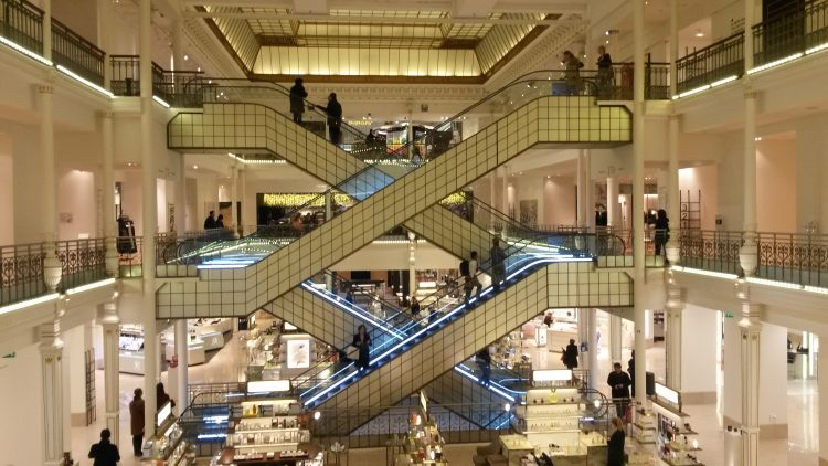 Séjour Shopping à Paris