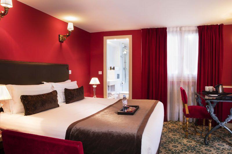 Hôtel Calme au Centre de Paris : Hôtel des 2 Continents, Saint-Germain-des-Prés