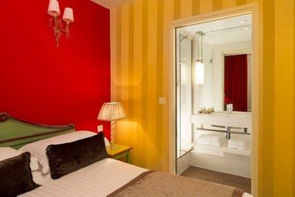 Hôtel pour le Salon International de la Lingerie Paris