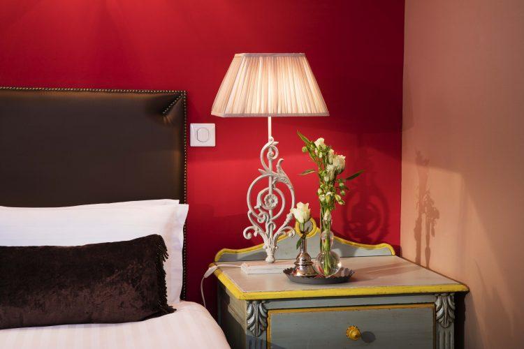 Trouver un hôtel pour le week-end du 15 août à Paris 6 : Hôtel des 2 Continents